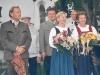 1999 - 10 Jahre Schützenkompanie Radfeld