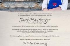 Hausberger Josef Parte ohne Termin.indd